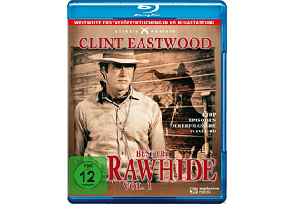 Rawhide - Tausend Meilen Staub - Best of - Vol. 1 [Blu-ray]