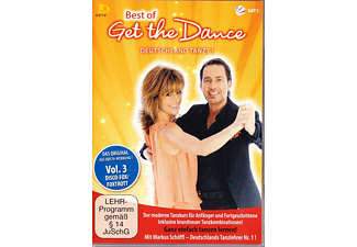 Markus Schöffl - Best of Get the Dance - Discofox Vol. 3, Foxtrott - (DVD)