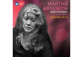Martha Argerich - Martha Argerich and Friends Live at the Lugano Festival 2013 (CD)