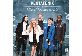 Pentatonix - That's Christmas To Me [CD]