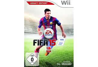 FIFA 15 Legacy Edition (Software Pyramide) [Nintendo Wii]
