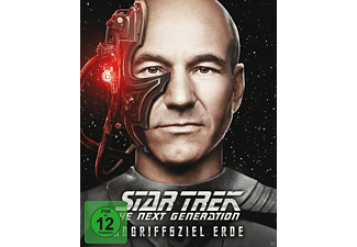 Star Trek: The Next Generation - Angriffsziel Erde - (Blu-ray)