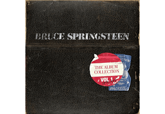 Bruce Springsteen - The Albums Collection Vol.1 (1973-1984) [CD]