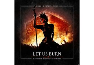 Within Temptation - Let Us Burn (Elements & Hydra Live In Concert) [CD]