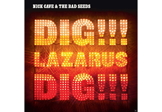 Nick Cave & The Bad Seeds - Dig!!! Lazarus!!! Dig!!! (2lp+Mp3) [LP + Download]