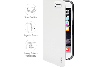 ARTWIZZ 4951-1256 SeeJacket® Folio Bookcover Apple iPhone 6 Polyurethan Weiß