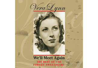 Lynn Vera - We'll Meet Again - The Best Of The Forces Sweetheart - (CD)