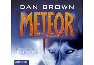 Brown Dan - Meteor - (CD)