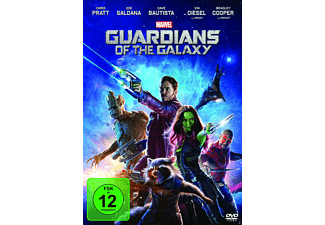 Guardians of the Galaxy - (DVD)