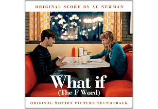A.C. Newman - What If [CD]