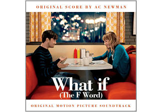 A.C. Newman - What If - (CD)