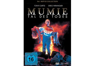 Mumie - Tal des Todes - (DVD)