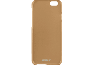 TELILEO 0089 Backcover Apple iPhone 6 Plus Polycarbonat Bronze
