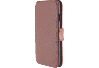3311 Bookcover Apple iPhone 6 Plus Polycarbonat/Polyurethan West-Cognac