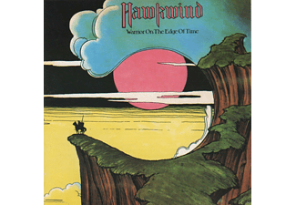 Hawkwind - Warrior On The Edge Of Time (Super Deluxe Edition) - (CD + DVD + LP)