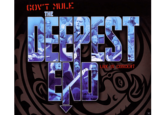Gov't Mule - The Deepest End - (CD + DVD Video)
