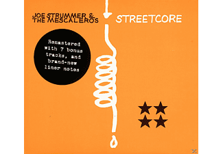 Joe & The Mescaleros Strummer - Streetcore (+Bonus) - (CD)