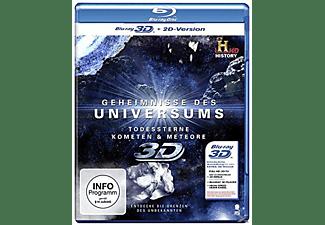 Geheimnisse des Universums - Todessterne, Kometen und Meteore - (3D Blu-ray (+2D))