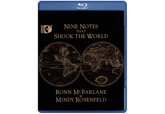 Ronn Mcfarlane, Mindy Rosenfeld - Nine Notes That Shook The World - (Blu-ray Audio)