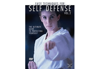 Easy Techniques for Self-Defense, Vol.2 - (DVD)