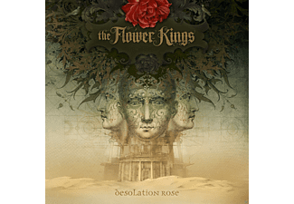 The Flower Kings - Desolation Rose (Ltd.Edt.) - (CD)