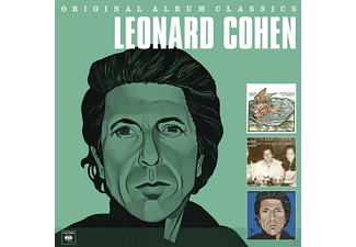 Leonard Cohen - Original Album Classics - (CD)