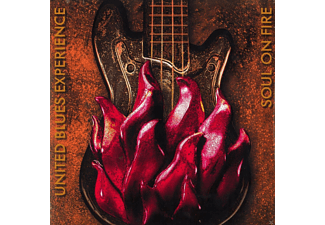 United Blues Experience - Soul On Fire [CD]