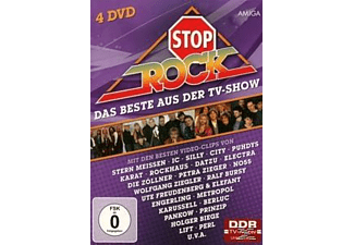 Various - Stop! Rock - (DVD)