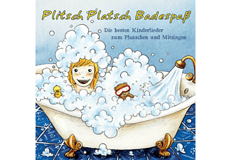 Various - Plitsch Platsch-Badespass! Die Besten Kinderlieder - (CD)