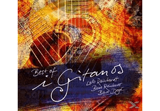 Gitanos - Best Of I Gitanos [CD]