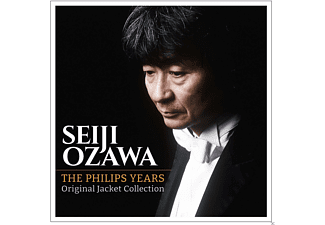 VARIOUS - Seiji Ozawa-The Philips Years (Ltd.Edt.) [CD]