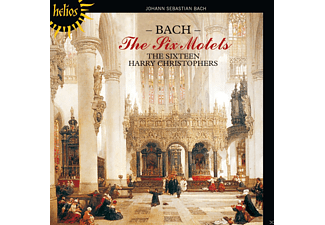 The Sixteen - Bach: The Six Motets - (CD)