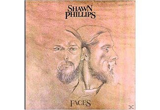 Shawn Phillips - Faces - (CD)