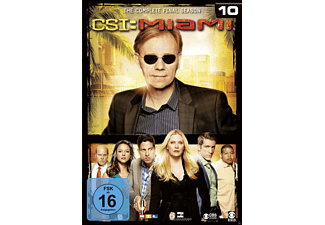CSI: Miami - Staffel 10 - (DVD)