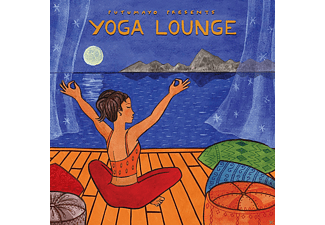 VARIOUS - Yoga Lounge - (CD)