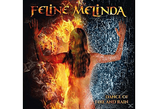 Feline Melinda - Dance Of Fire And Rain - (CD)