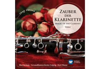 Sabine Meyer & Paul Meyer - Zauber Der Klarinette - Magic Of The Clarinet (CD)
