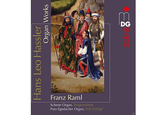 Franz Raml - Organ Works [CD]