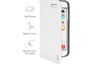 ARTWIZZ 5200-1281 SeeJacket® Folio Bookcover Apple iPhone 6 Plus Polyurethan Weiß
