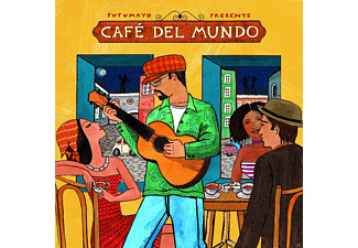 VARIOUS - Cafe Del Mundo [CD]