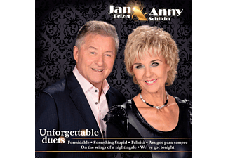 Jan Keizer;Anny Schilder - Unforgettable Duets | CD