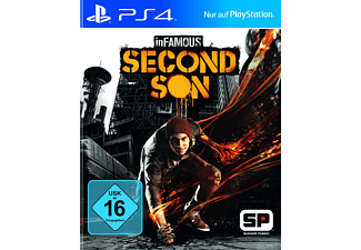 inFAMOUS: Second Son [PlayStation 4]