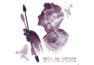 Owls By Nature - The Forgotten And The Brave - (LP + Download)