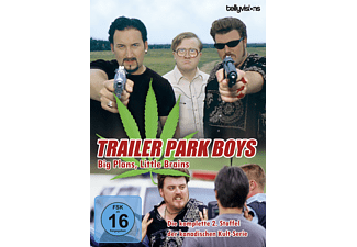 Trailer Park Boys - Big Plans, Little Brains - Staffel 2 [DVD]