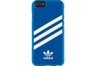 ADIDAS 004619, Backcover, iPhone 6, Blau/Weiß