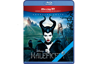 Maleficent Superset (3D + 2D) Blu-ray 3D