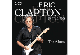 Eric Clapton & Friends - Eric Clapton - The Album [CD]