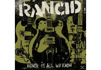 Rancid - Honor Is All We Know (Limited Deluxe Edition) [LP + Bonus-CD]