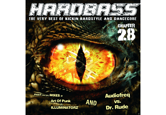 VARIOUS - Hardbass Chapter 28 [CD]