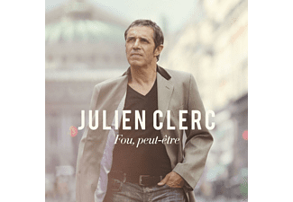 Julien Clerc - Fou, Peut-Être - (CD EXTRA/Enhanced)